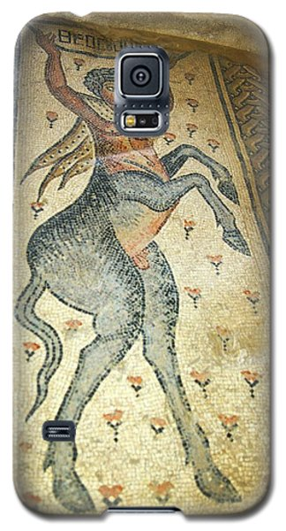 The Centaur Mosaic Galaxy S5 Case