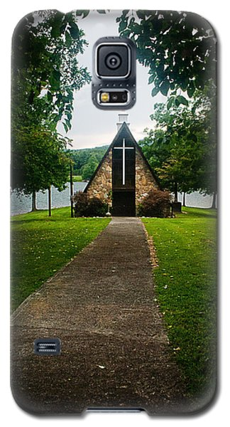 The Chapel On The Lake Galaxy S5 Case