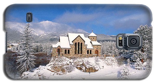 The Chapel On The Rock 3 Galaxy S5 Case