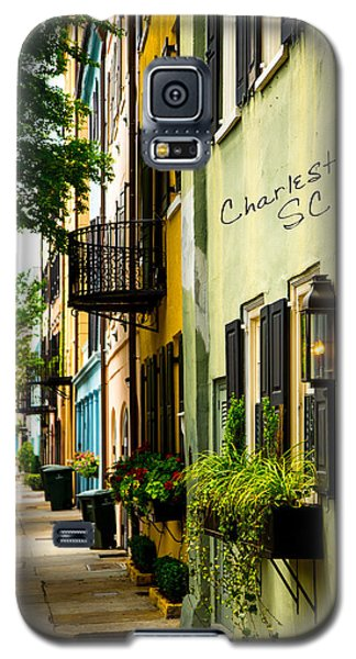 The Charm Of Charleston Galaxy S5 Case
