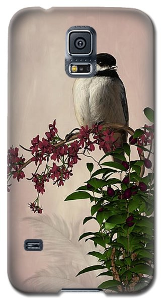 The Chickadee Galaxy S5 Case