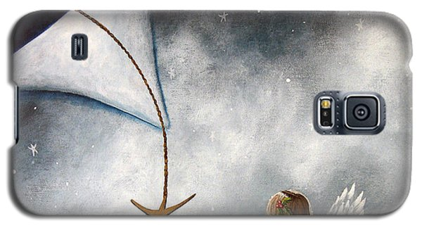 The Christmas Star Original Artwork Galaxy S5 Case