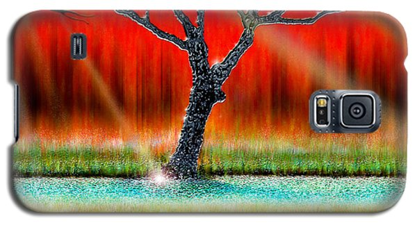 The Chrome Tree Galaxy S5 Case