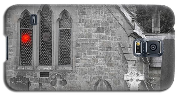 The Church 2 Galaxy S5 Case by Christopher Rowlands