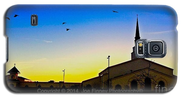 Galaxy S5 Case featuring the photograph The Church by Joe Finney