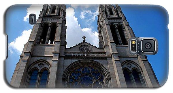 Galaxy S5 Case featuring the photograph The Church by Matt Harang