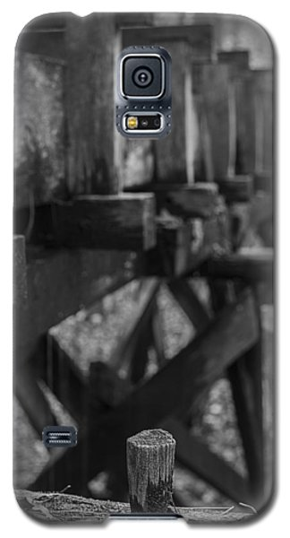 The Chute In Black And White Galaxy S5 Case
