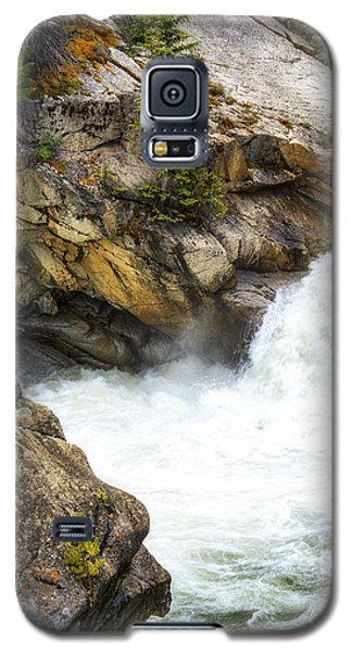 Galaxy S5 Case featuring the photograph The Chute by The Forests Edge Photography - Diane Sandoval