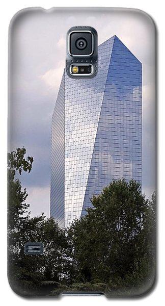 The Cira Centre Galaxy S5 Case by Rona Black