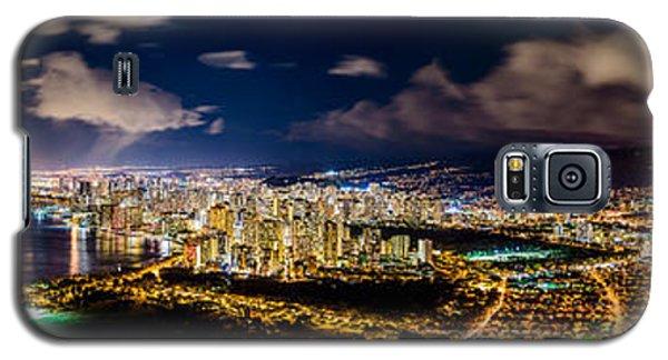 The City Of Aloha Galaxy S5 Case