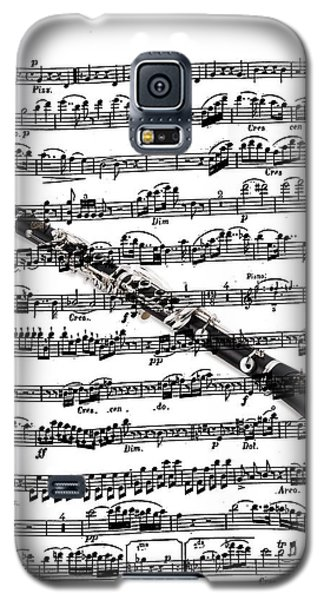 The Clarinet Galaxy S5 Case