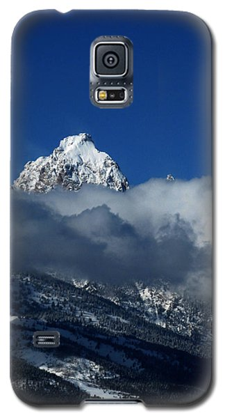 Galaxy S5 Case featuring the photograph The Clearing Storm by Raymond Salani III
