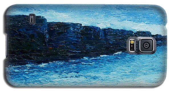 The Cliffs Galaxy S5 Case by Conor Murphy