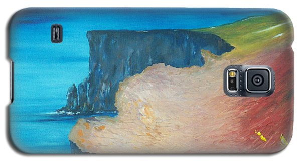 The Cliffs Of Moher Ireland Galaxy S5 Case