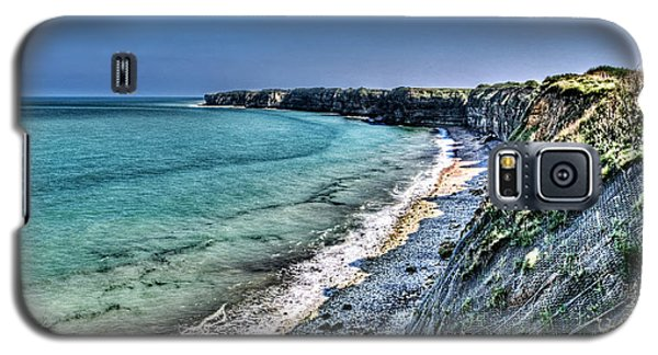 The Cliffs Of Pointe Du Hoc Galaxy S5 Case