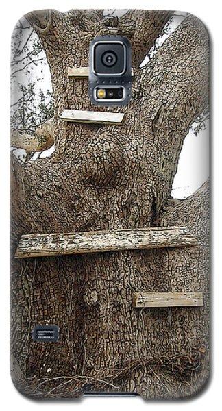 The Climbing Tree - Hurricane Katrina Survivor Galaxy S5 Case