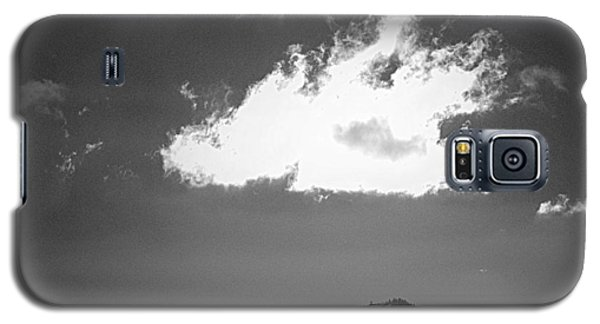 Galaxy S5 Case featuring the photograph The Cloud by Michael Dohnalek