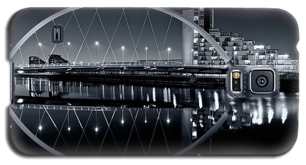 The Clyde Arc Black And White Galaxy S5 Case