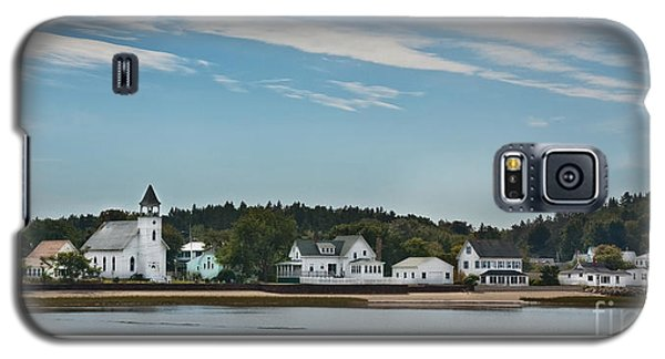 The Coast Of Maine Galaxy S5 Case