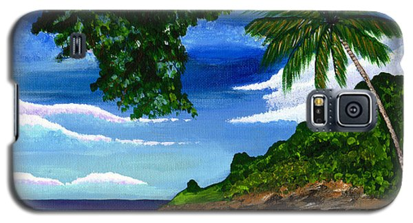 The Coconut Tree Galaxy S5 Case