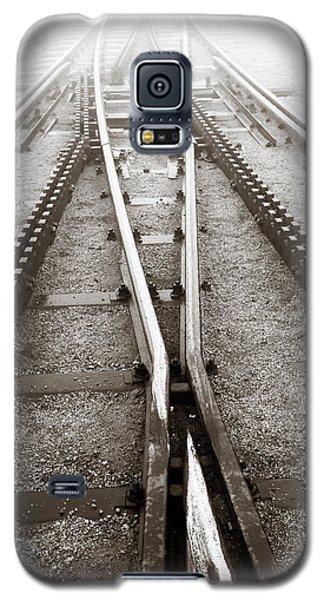 The Cog Railway Galaxy S5 Case