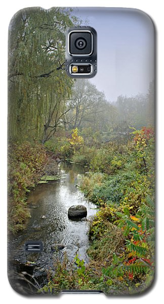 The Color Of Autumn Galaxy S5 Case by Judy  Johnson