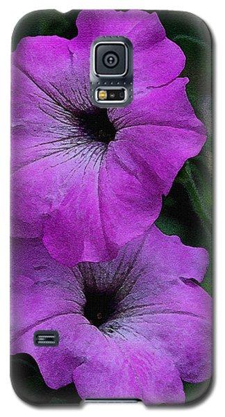 The Color Purple   Galaxy S5 Case by James C Thomas