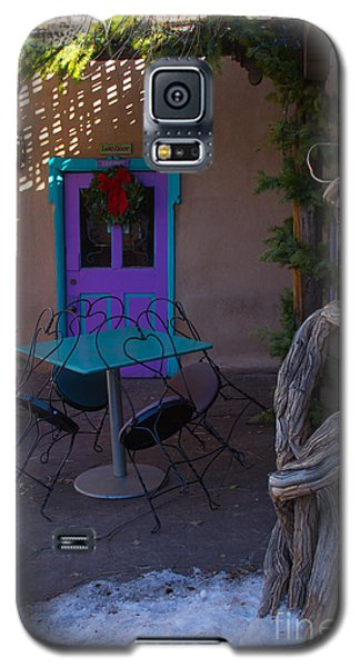 The Color Purple Galaxy S5 Case by Jim McCain