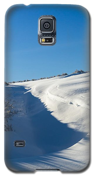 The Colors Of Snow Galaxy S5 Case