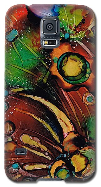 The Colours Of My Mind.. Galaxy S5 Case by Jolanta Anna Karolska