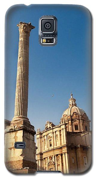 The Column Of Phocus Galaxy S5 Case