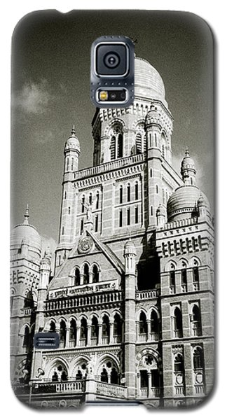The Corporation Building Bombay Galaxy S5 Case