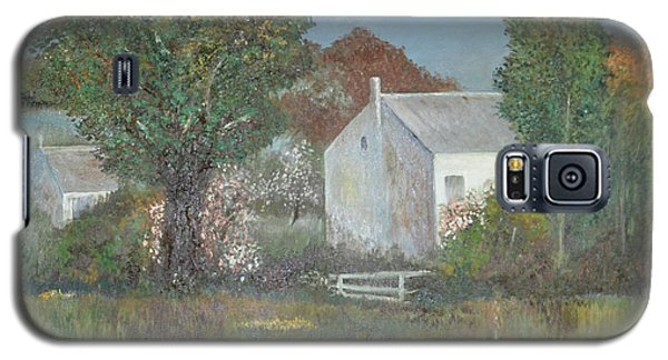 The Country House Galaxy S5 Case by Suzette Kallen