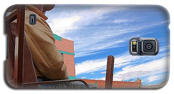 The Cowboy Galaxy S5 Case by Bob Pardue