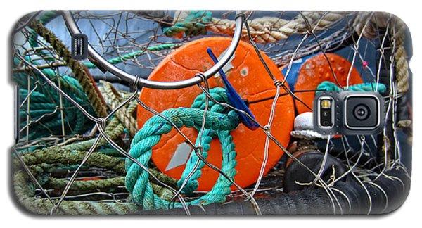 Crab Ring Galaxy S5 Case