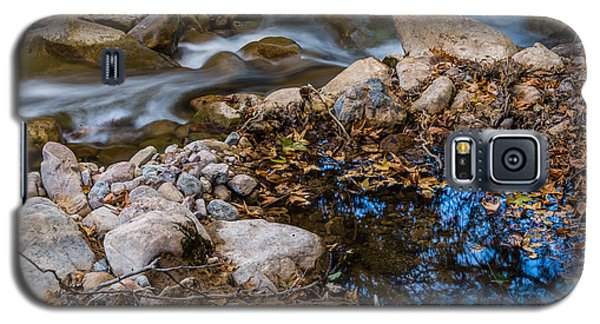 The Creek And The Quiet Pool Galaxy S5 Case