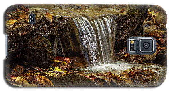 Galaxy S5 Case featuring the photograph The Creek by Debra Crank