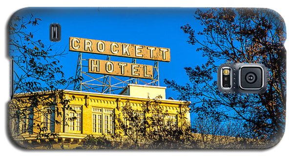 The Crockett Hotel Galaxy S5 Case