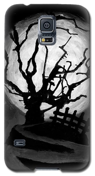 The Crooked Tree Galaxy S5 Case