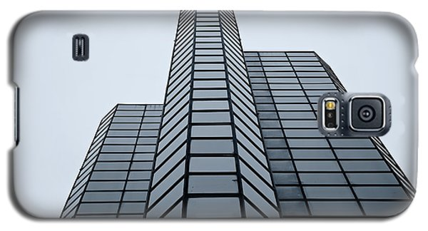The Crowne Plaza - Glasgow Galaxy S5 Case by Stephen Taylor
