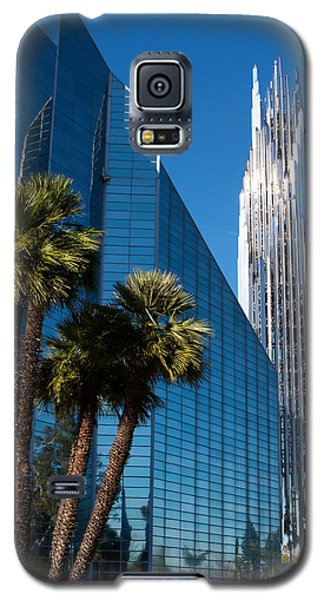 The Crystal Cathedral  Galaxy S5 Case by Duncan Selby
