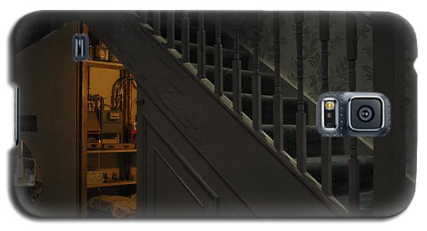The Cupboard Under The Stairs Galaxy S5 Case by Gina Dsgn