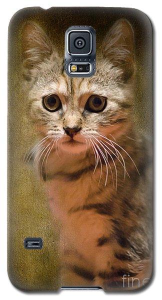 The Cutest Kitty Galaxy S5 Case