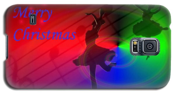 The Dance - Merry Christmas Galaxy S5 Case