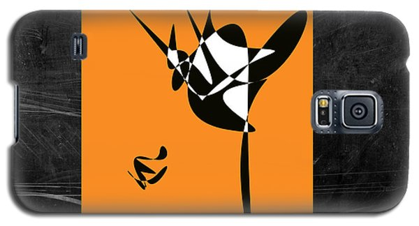 Galaxy S5 Case featuring the digital art The Dancer by Karo Evans