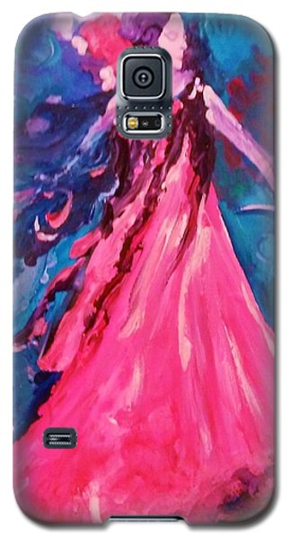 The Dancer Galaxy S5 Case
