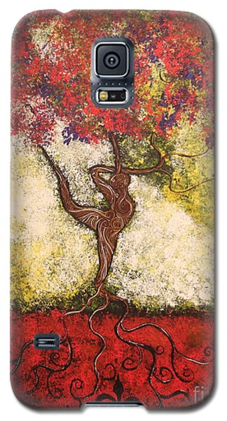 The Dancer Series 7 Galaxy S5 Case
