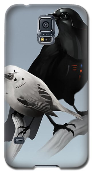 Star Wars Galaxy S5 Case - The Dark Side Of The Flock by Michael Myers