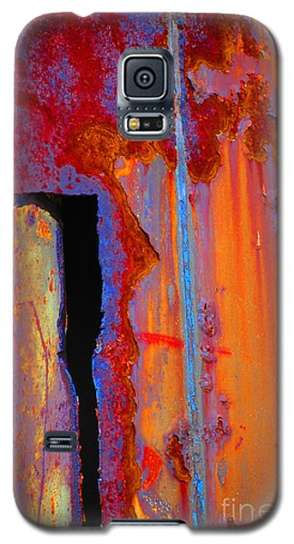 Galaxy S5 Case featuring the photograph The Darkside by Christiane Hellner-OBrien