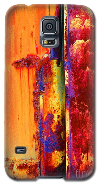 Galaxy S5 Case featuring the photograph The Darkside II by Christiane Hellner-OBrien